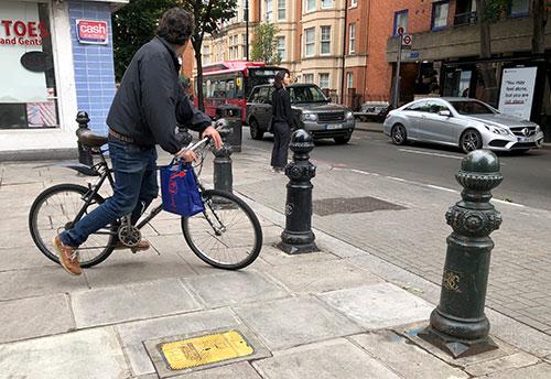 Biking-through-bollards.march-2021