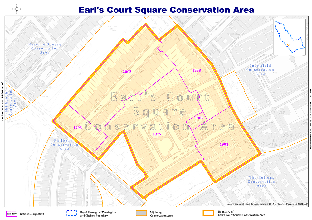 Earls-Court-Square-Conservation-area-