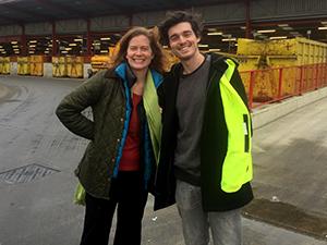 Heidi-at-Recycling-visit